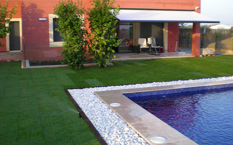 Projects garden Cambrils